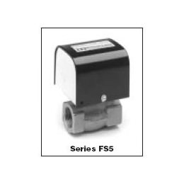 McDonnell & Miller FS5-S-1 Flow Switch with Stainless Steel Body