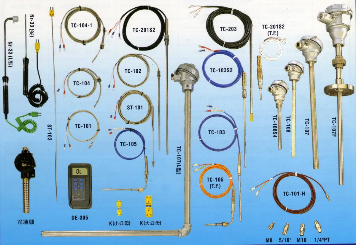 Omega Thermocouples & RTDs - Great Prices   TCI Supply on